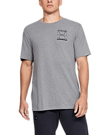Men's Branded Crop Short Sleeve