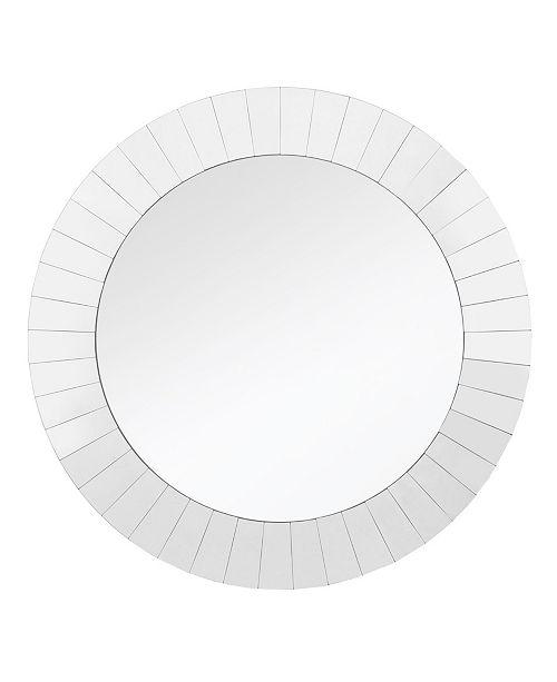 Cenports Daylight Round Mirror