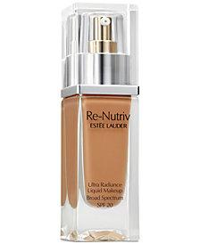 Estée Lauder Re-Nutriv Ultra Radiance Liquid Makeup SPF 20