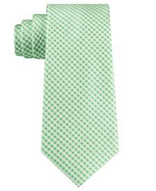 Men's Rockaway Gingham Tie