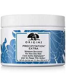 Origins Precipitation Extra Moisture Recovery For Very Dry Skin, 11.8-oz.