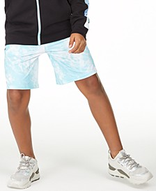 Big Boys Side Inset Shorts, Created for Macy's