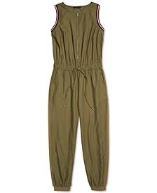Women's Watson Jumpsuit with Front-Zip Closure