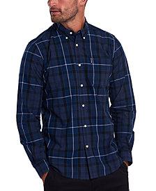 Barbour Men's Sandwood Plaid Shirt