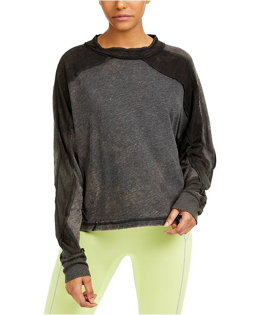 Free People FP Movement All About It Sweatshirt