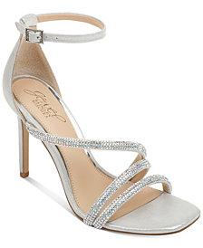 Jewel Badgley Mischka Naylor Evening Shoes