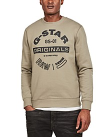 Men's Logo Sweater, Created for Macy's