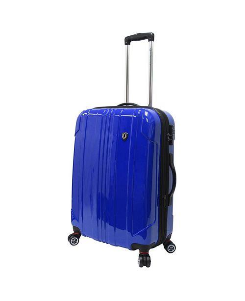 """Traveler's Choice Sedona 25"""" Hardside Check-In Spinner"""