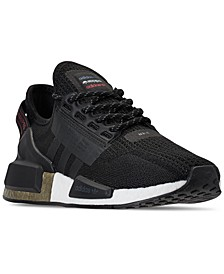 Big Boys NMD R1 V2 Casual Sneakers from Finish Line