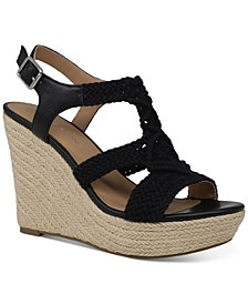 Esme Wedge Sandals, Created for Macy's