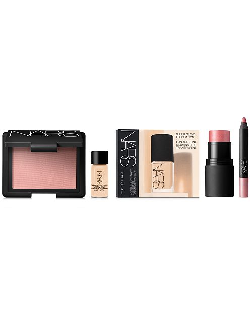 NARS Signature Face Set Collection, Created for Macy's