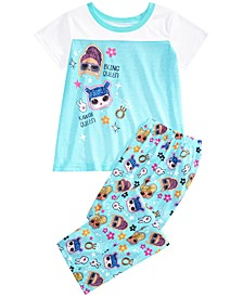 Little & Big Girls 2-Pc.Pajama Set