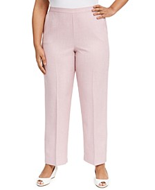 Plus Size Primrose Garden Pull On Pants