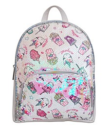 Toddler, Little and Big Kids Miss Gwen Unicorn Snacks Sequins Mini Backpack