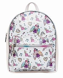 Toddler, Little and Big Kids Angelina Prism Printed Mini Backpack