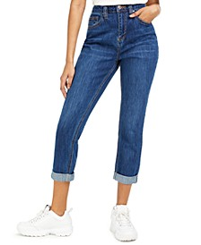 Cotton Ankle Jeans