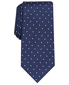 Men's Zealand Dot Tie, Created for Macy's
