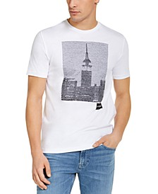 Men's Empire State Building Stitch T-Shirt