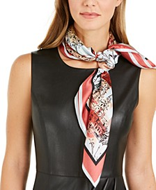 Vacation Silk Bandana Square Scarf