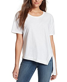 Appropriateness Asymmetrical T-Shirt