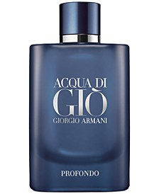 Men's Acqua di Giò Profondo Eau de Parfum Spray, 4.2-oz.