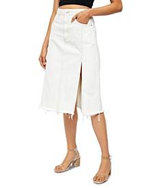 Mambo Denim Skirt