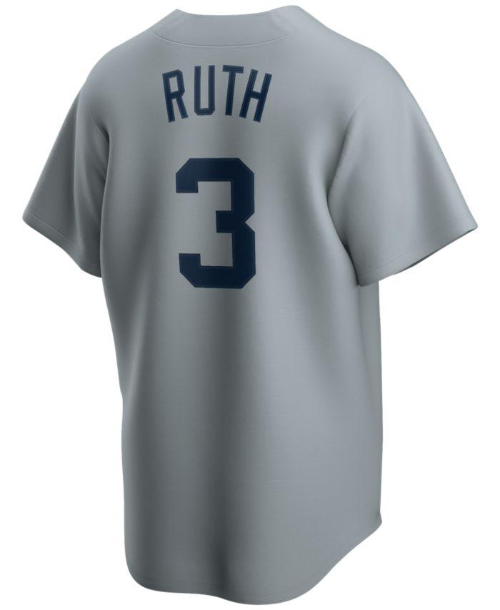Nike Men's Babe Ruth New York Yankees Coop Player Replica Jersey & Reviews - Sports Fan Shop By Lids - Men - Macy's