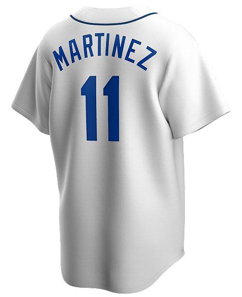 Nike Men's Edgar Martinez Seattle Mariners Coop Player Replica Jersey
