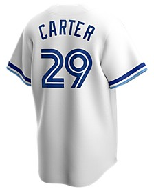 Men's Joe Carter Toronto Blue Jays Coop Player Replica Jersey