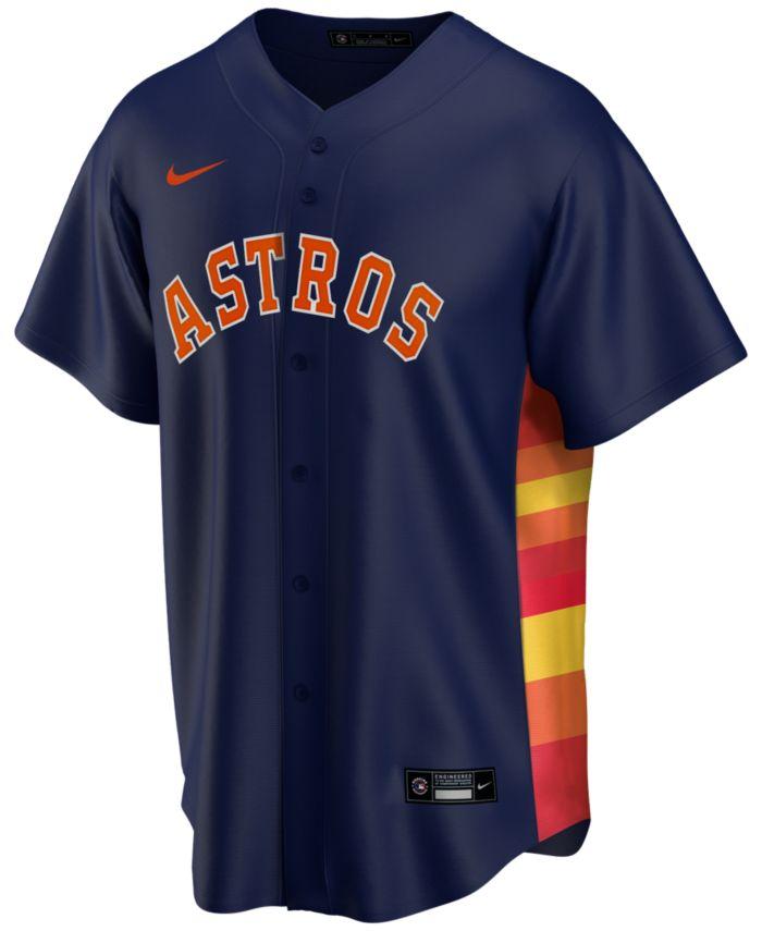Nike Men's Jose Altuve Houston Astros Official Player Replica Jersey & Reviews - Sports Fan Shop By Lids - Men - Macy's