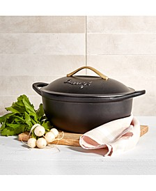 7-Qt. Pre-Seasoned Cast Iron Dutch Oven
