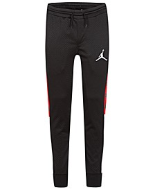 Big Boys Jumpman Mesh Jogger Pants