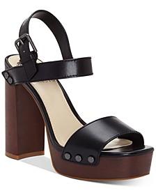 Lethalia Dress Sandals