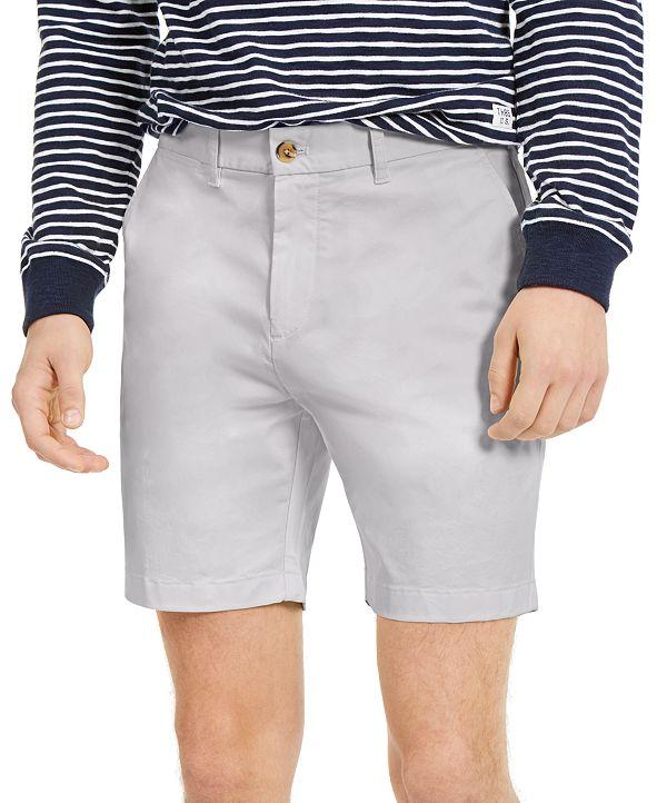 """Tommy Hilfiger Men's 7"""" Solid Shorts"""
