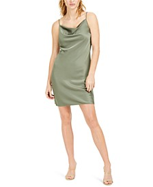 Cowl-Neck Slip Dress, Created For Macy's