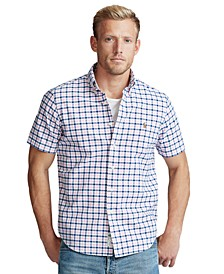 Men's Big & Tall Oxford Shirt