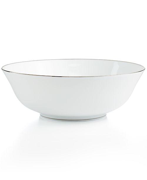 """Bernardaud """"Cristal"""" Salad Bowl"""