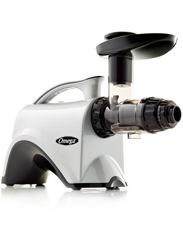 Omega NC900HDC Chrome Slow Speed Nutrition Center Masticating Juicer - Electrics - Kitchen - Macy s