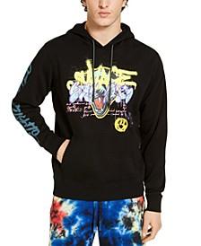 Men's Fleece Graphic Hoodie