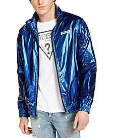 Men's Interstellar Nylon Track Jacket