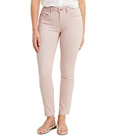 Women's Classic Mid Rise Skinny Jeans
