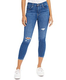 720 Distressed Cropped Skinny Jeans