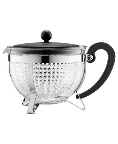 Bodum Chambord 1.5L Tea Pot with Infuser