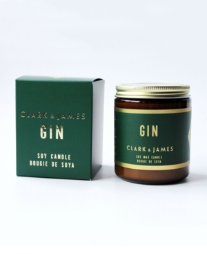 Clark & James Heritage Soy Candle