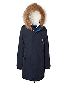 Little Boys Taslon Expedition Parka