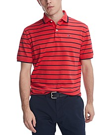 Men's Dean Stripe Polo Shirt, Created for Macy's