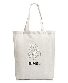 Kale-ing Tote Bag, Created for Macy's