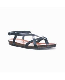 Women's Lucia Flat Sandals
