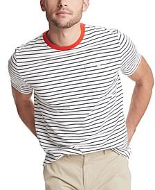 Men's Yacht Club Ringer T-Shirt, Created for Macy's