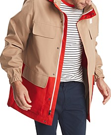 Men's Landon Colorblocked Jacket, Created for Macy's